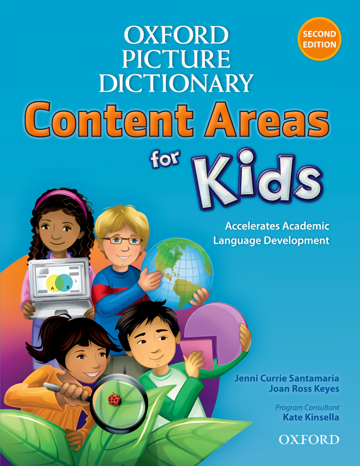 Oxford Picture Dictionary for Kids: Content Areas for Kids: 9780194017756