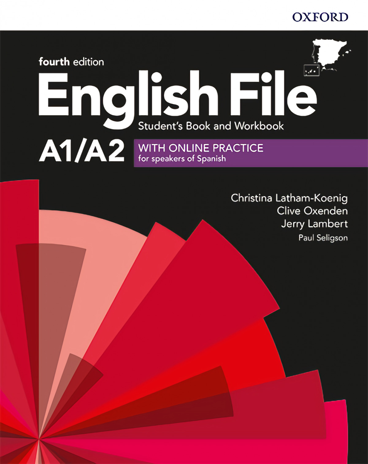 ENGLISH FILE A1 A2 ELEMENTARY STUDENT S WORKBOOK KEY WITH ONLINE PRACTICE FOURTH EDITION 97801940580