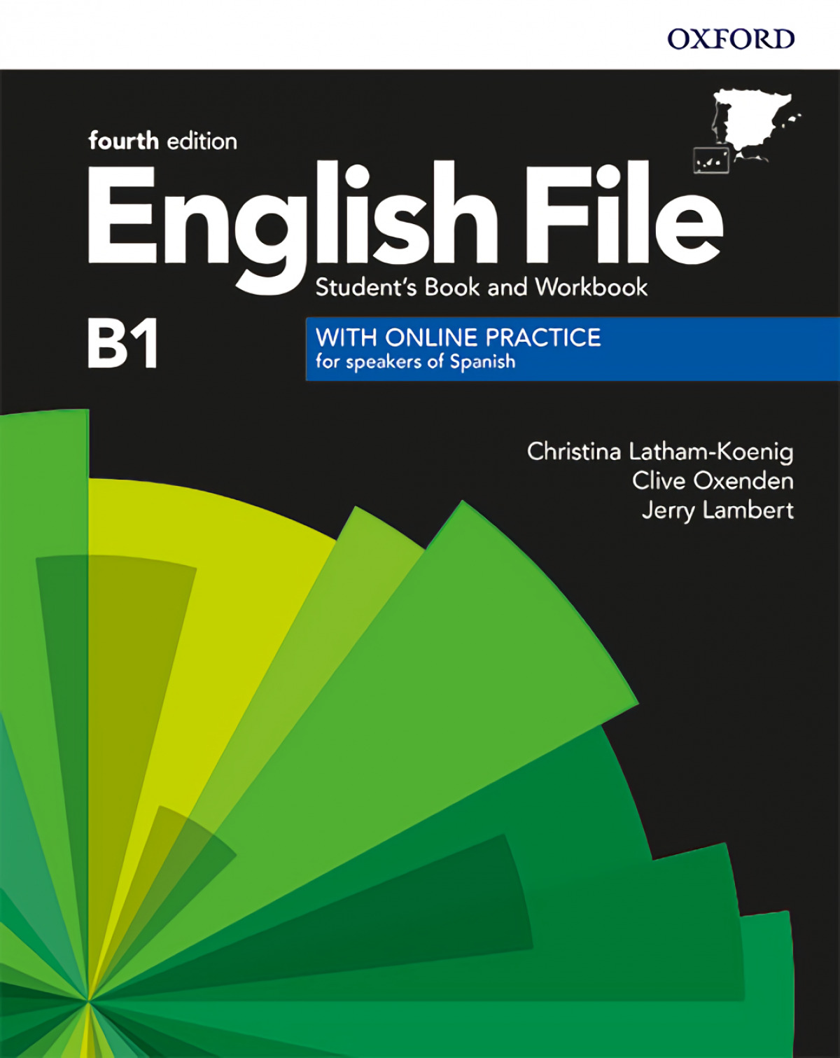 ENGLISH FILE B1 INTERMEDIATE STUDENT S WORKBOOK KEY WITH ONLINE PRACTICE FOURTH EDITION 978019405806