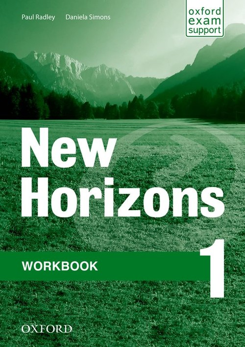 NEW HORIZONS 1 WB 9780194134286