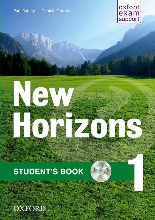 New horizons 1. Student book 9780194134330