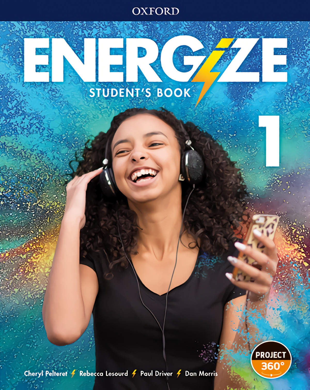 Energize 1. Student s Book. 9780194165839