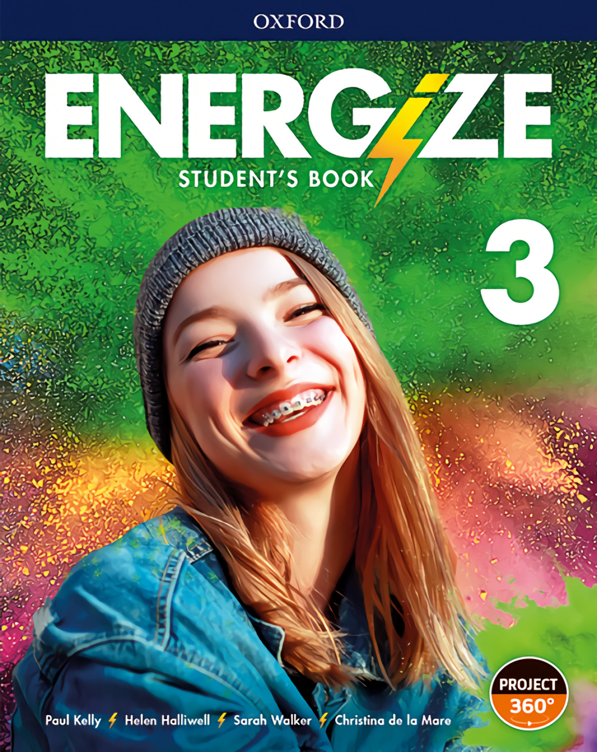 Energize 3. Student s Book. 9780194165877