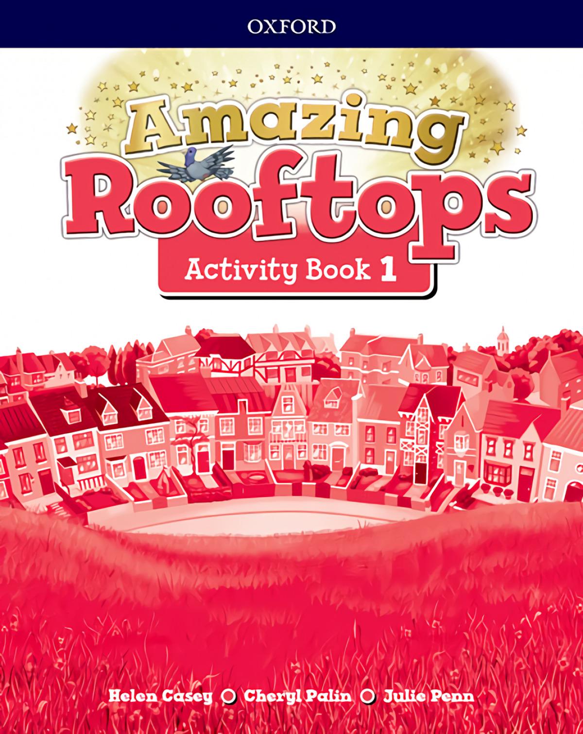 AMAZING ROOFTOPS 1 PRIMARY ACTIVITY BOOK 9780194167147