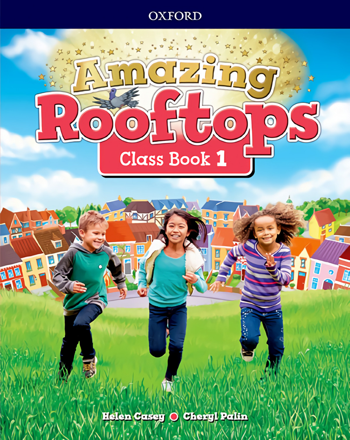 AMAZING ROOFTOPS 1 PRIMARY COURSEBOOK PACK 9780194167154