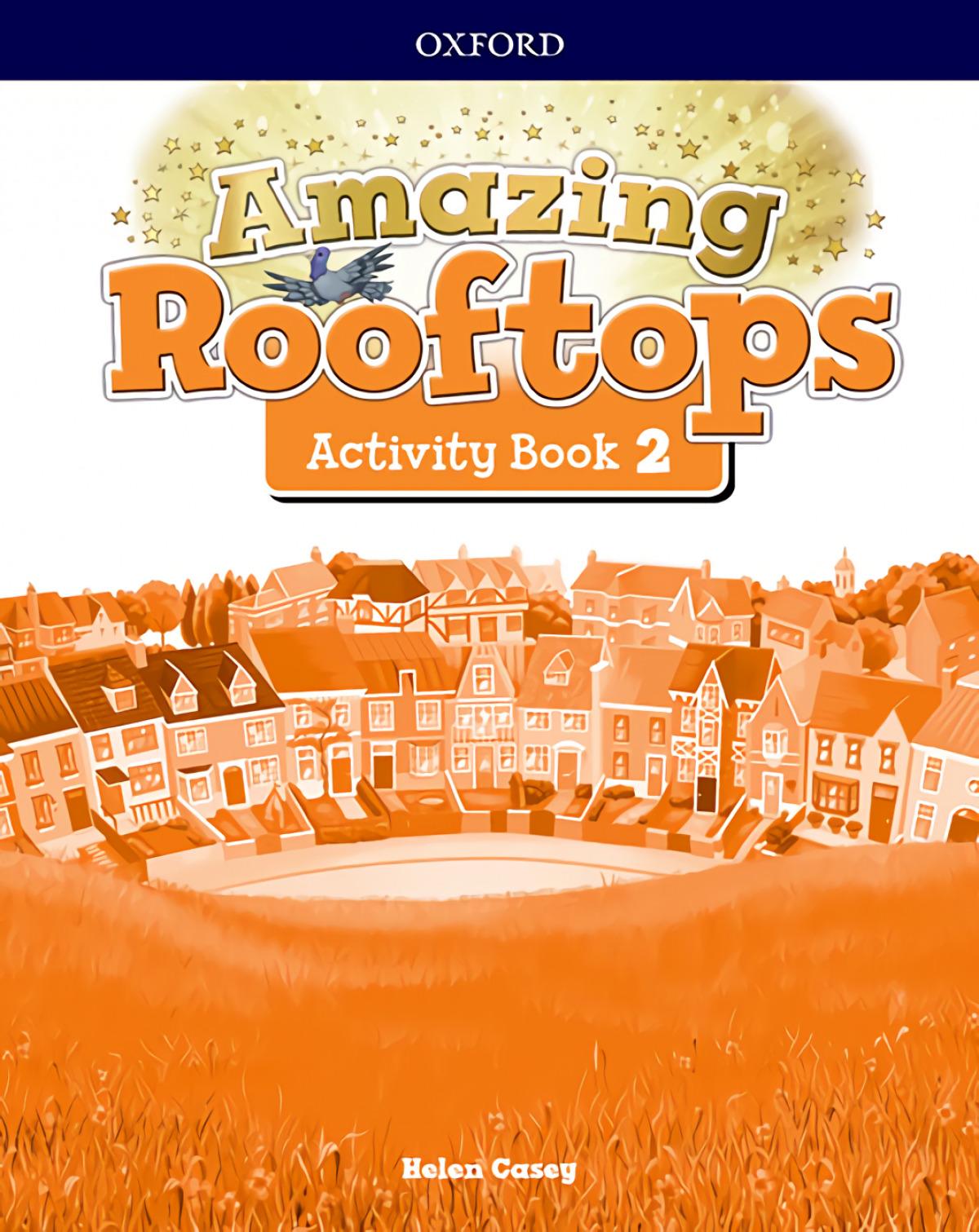 AMAZING ROOFTOPS 2 PRIMARY ACTIVITY BOOK 9780194167406