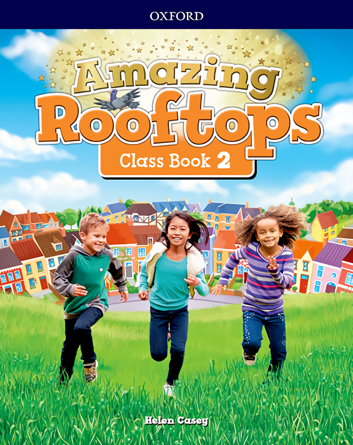AMAZING ROOFTOPS 2 PRIMARY COURSEBOOK PACK 9780194167413