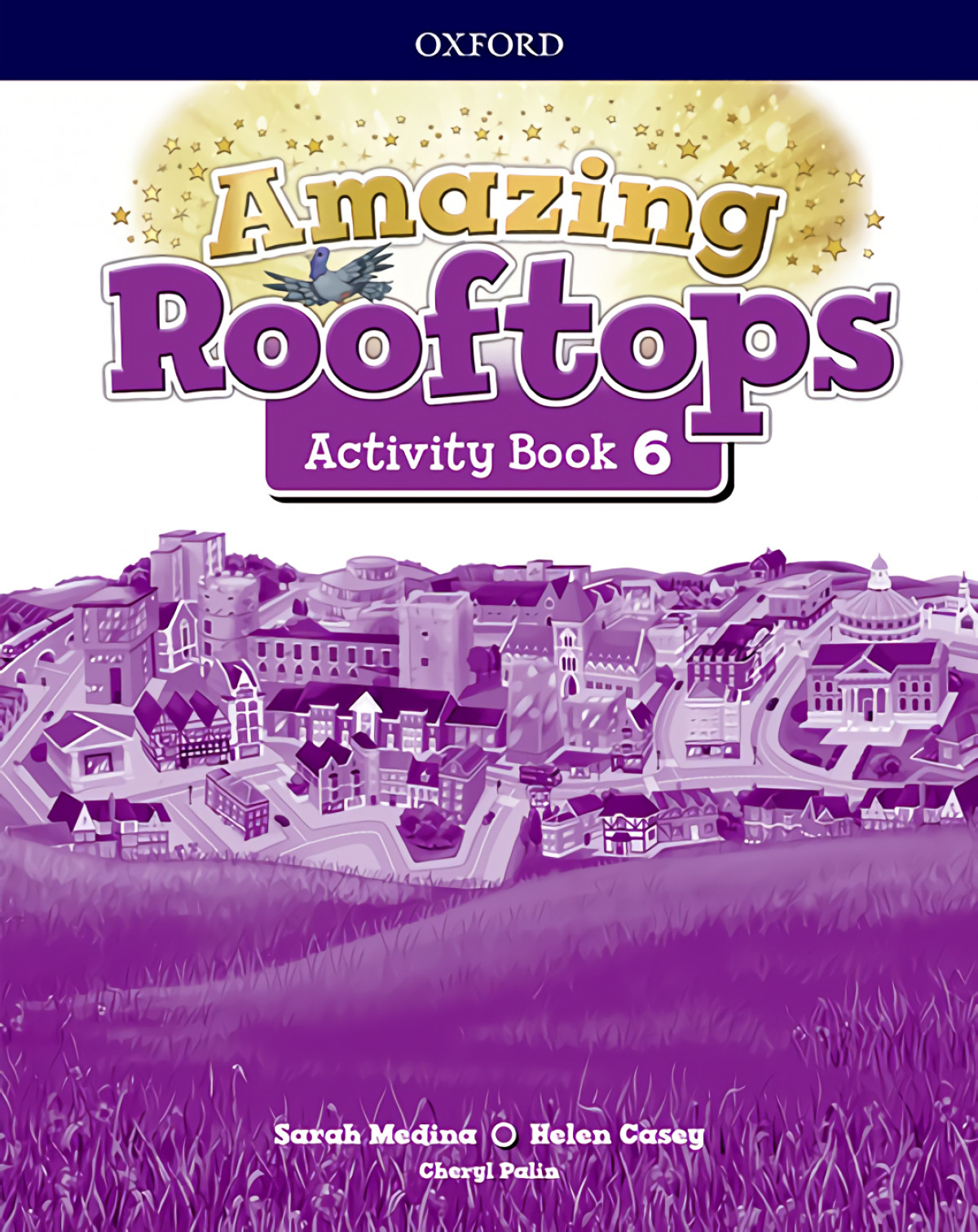 AMAZING ROOFTOPS 6 PRIMARY ACTIVITY BOOK 9780194168427