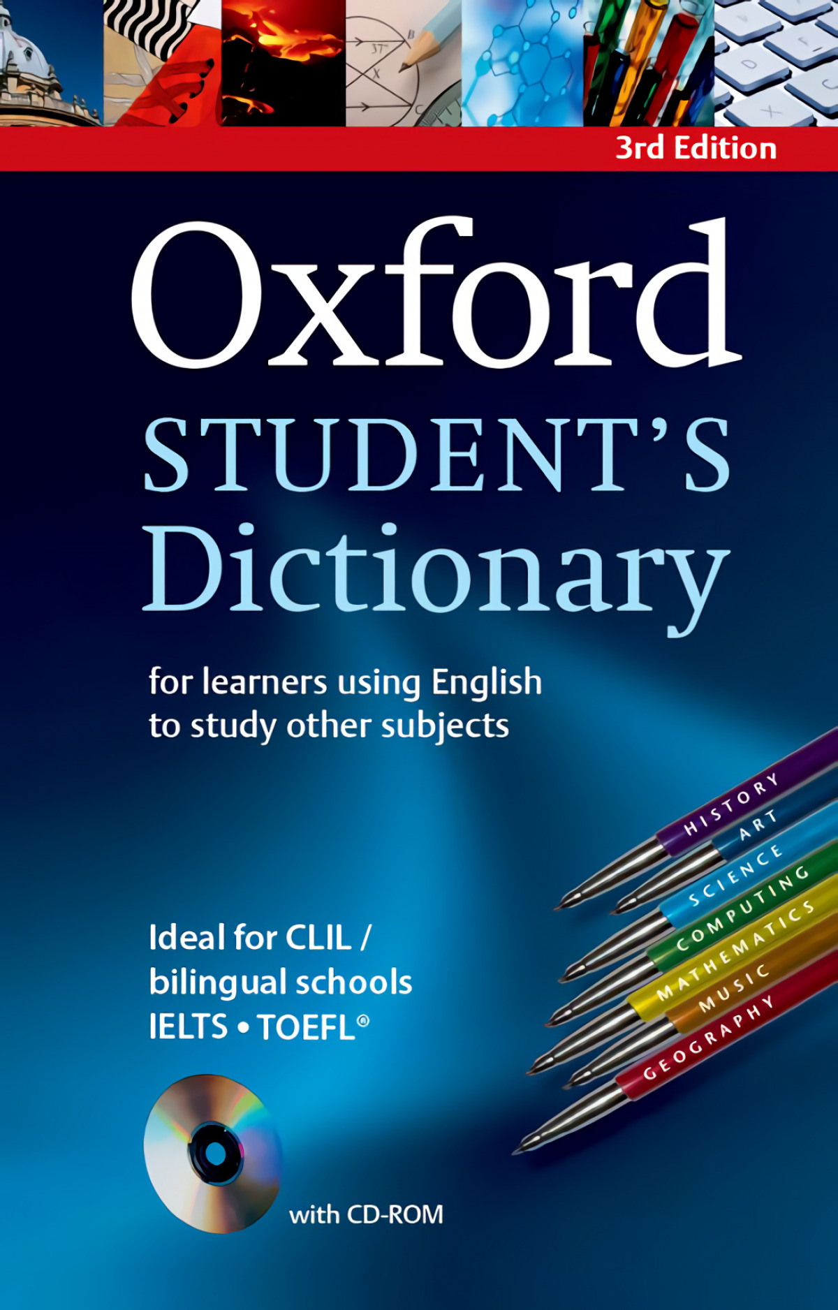 Oxford Students Dictionary With CD-ROM 9780194331357