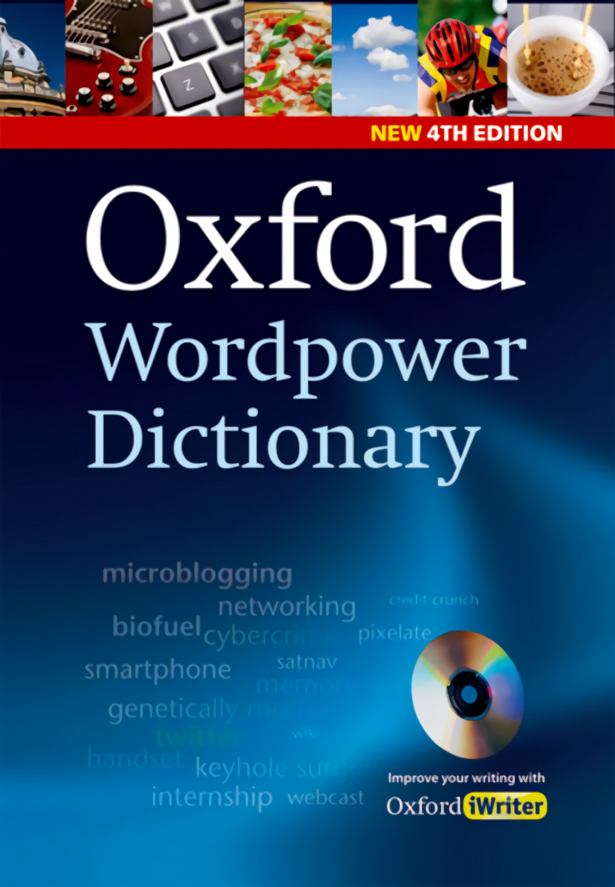 Oxford Wordpower Dictionary: Pack (with CD-ROM) 4th Edition 9780194398237