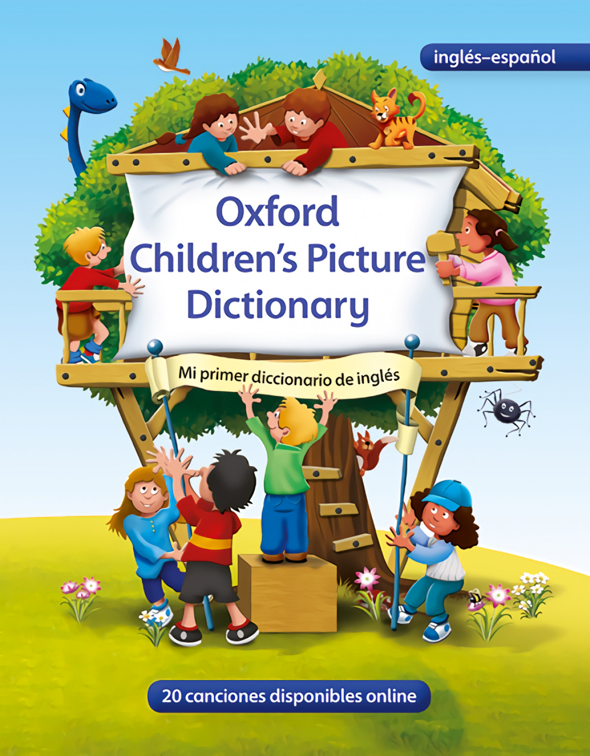 Oxford Children¿s Picture Dictionary for Learners of English 9780194433105