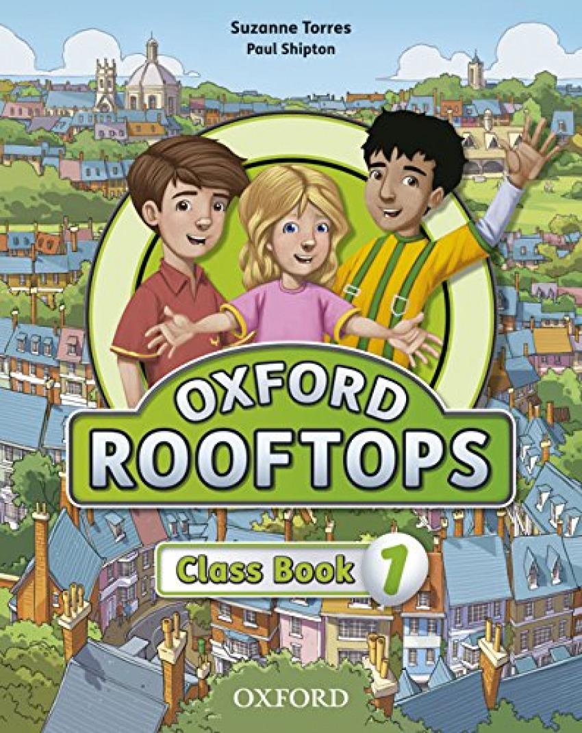 Rooftops 1: Class Book 9780194503020