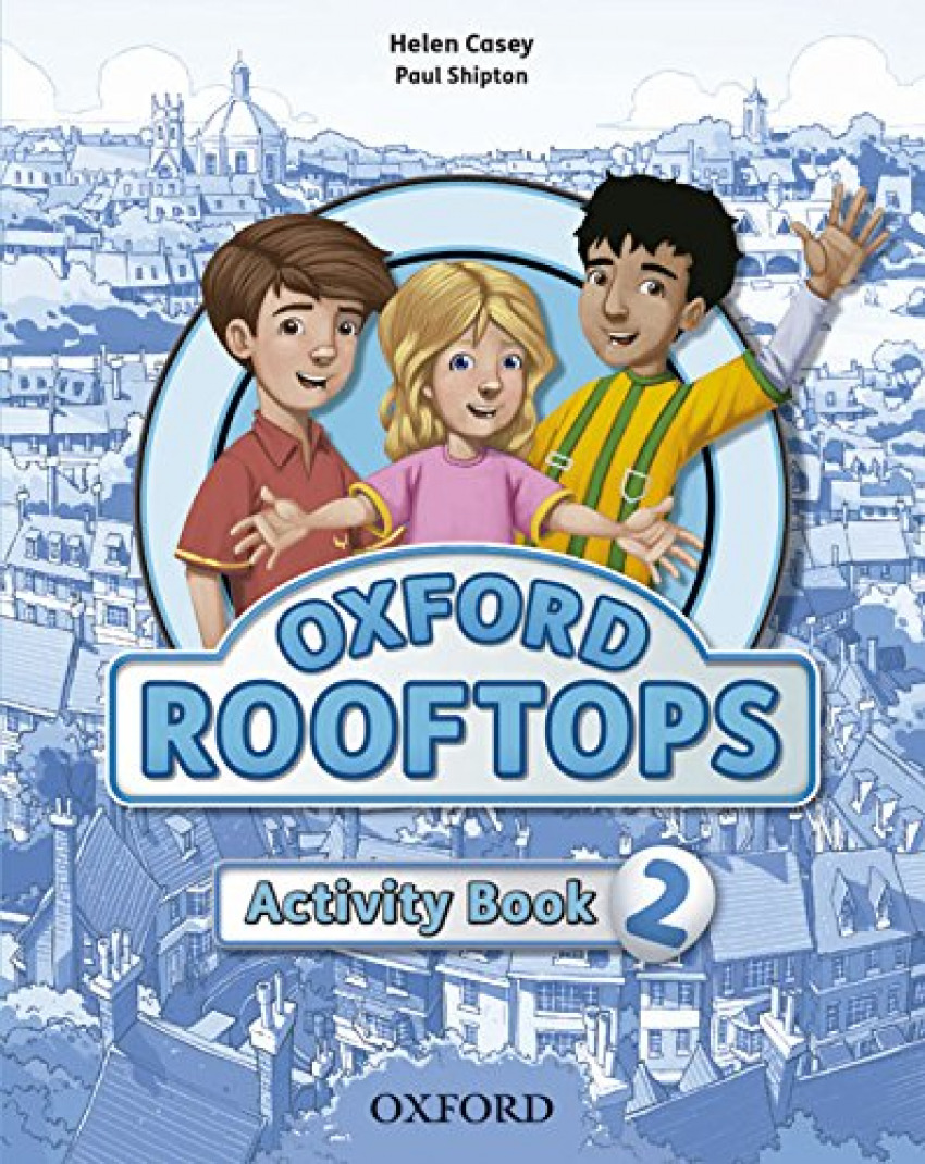 Rooftops 2: Activity Book Pack 9780194503273