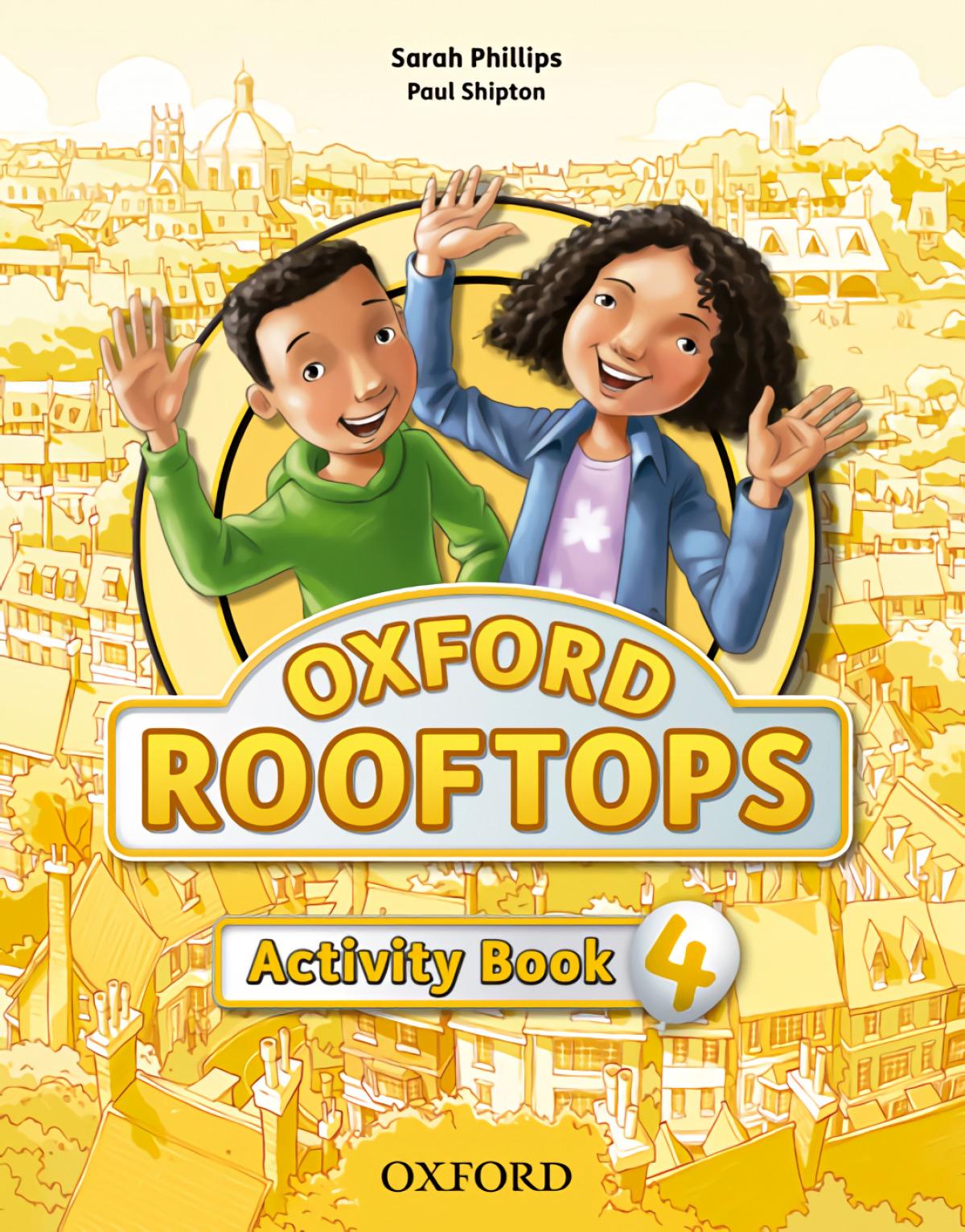 Rooftops 4 Activity Book 9780194503525