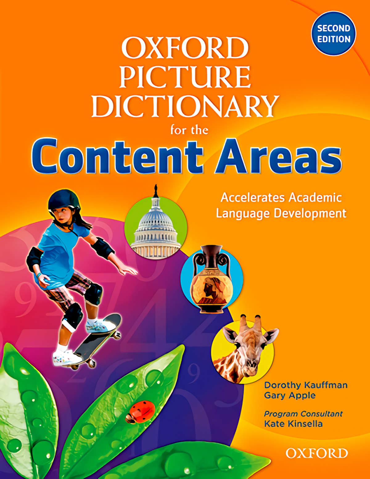 The Oxford Picture Dictionary for the Content Areas. Monolin 9780194525008