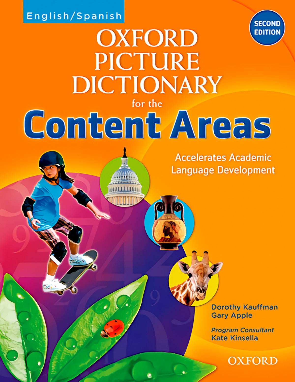 The Oxford Picture Dictionary for the Content Areas. Bilingu 9780194525022