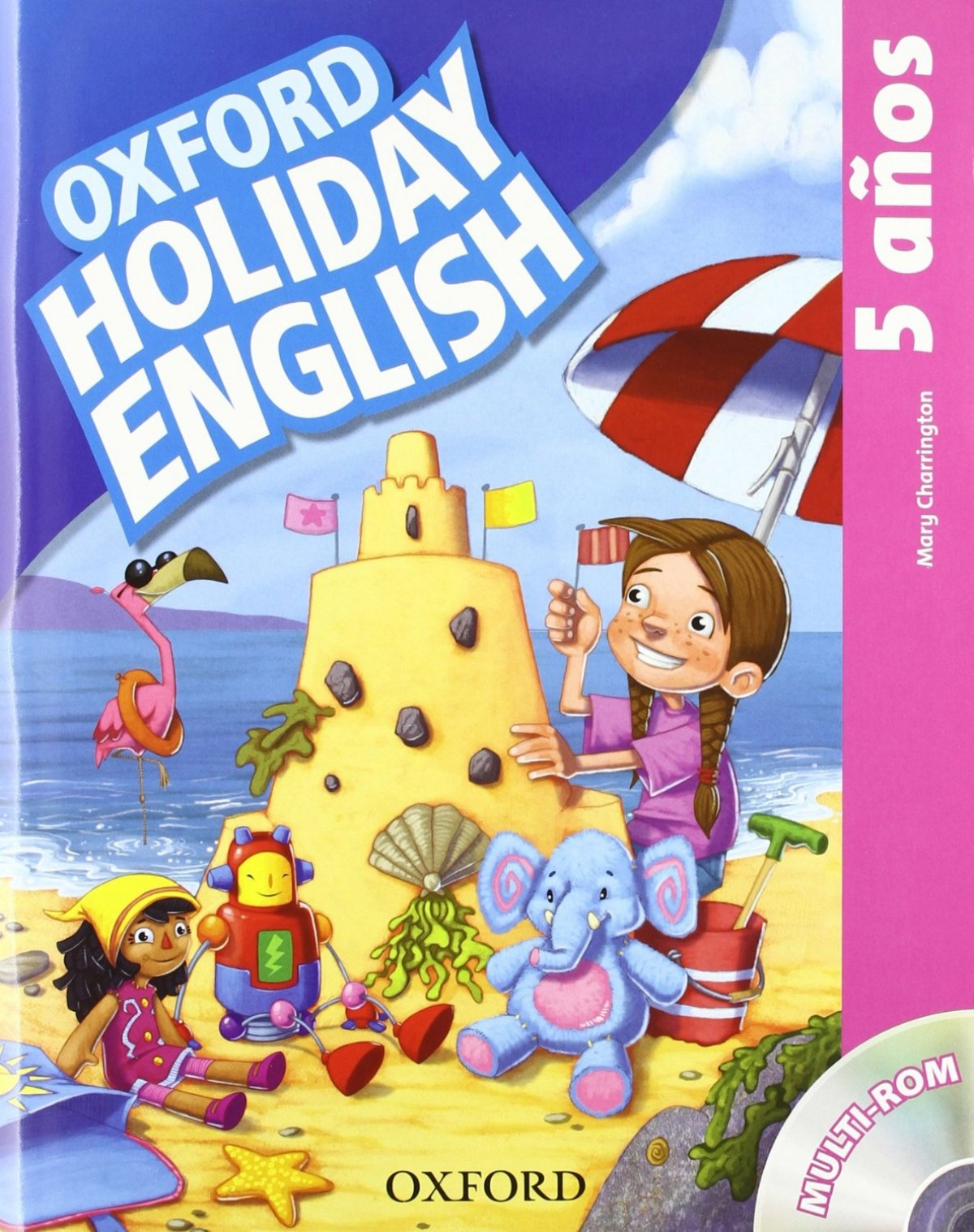 Holiday English Pre-Primary: Pack Spanish 9780194547567