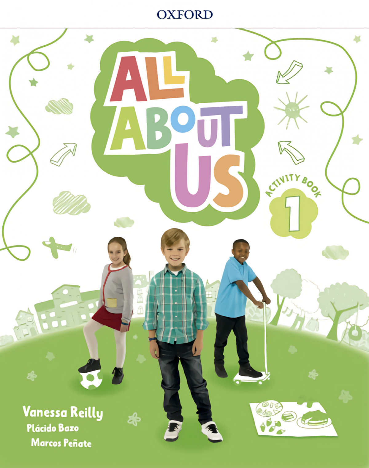 ALL ABOUT US 1 ACTIVITY 9780194562188