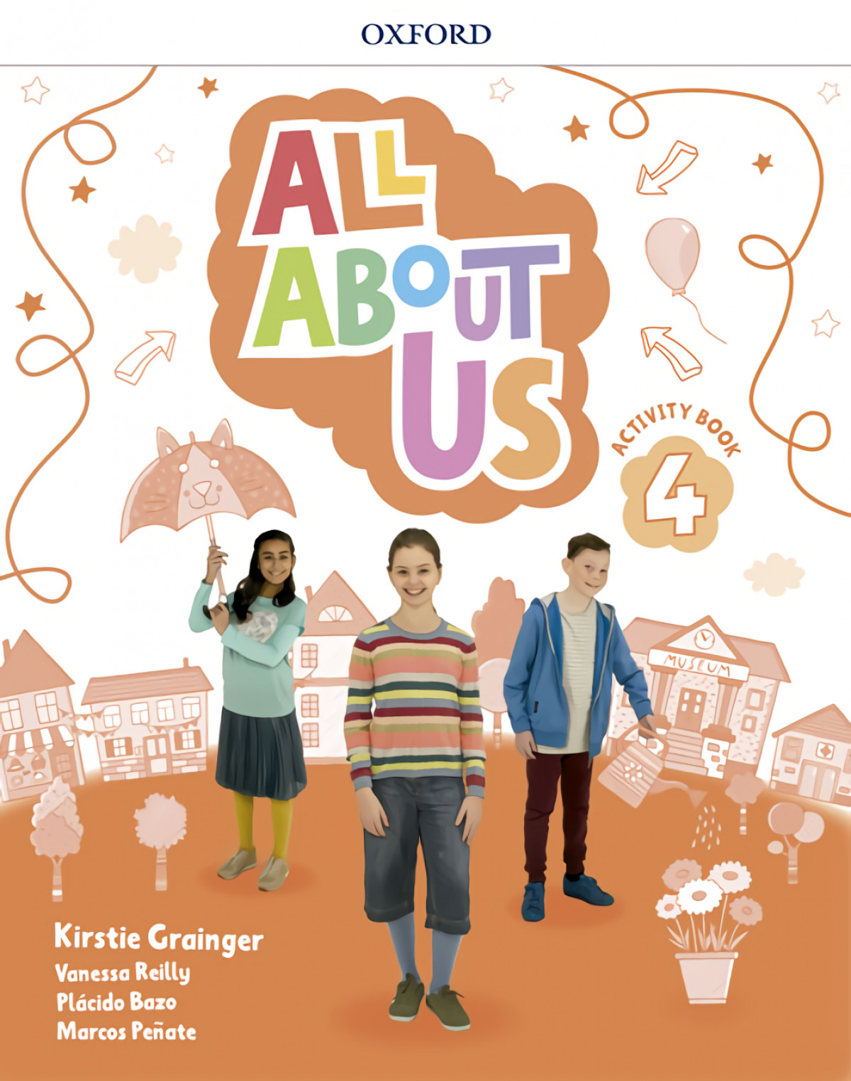 ALL ABOUT US 4 ACTIVITY PACK 9780194562256