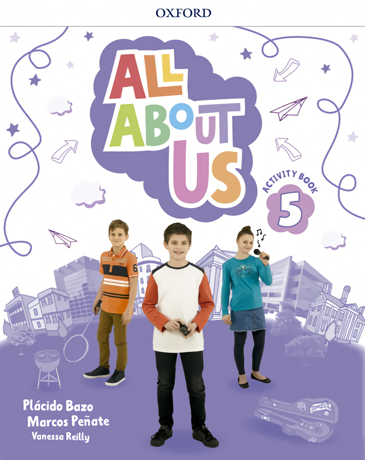 ALL ABOUT US 5 ACTIVITY 9780194562263