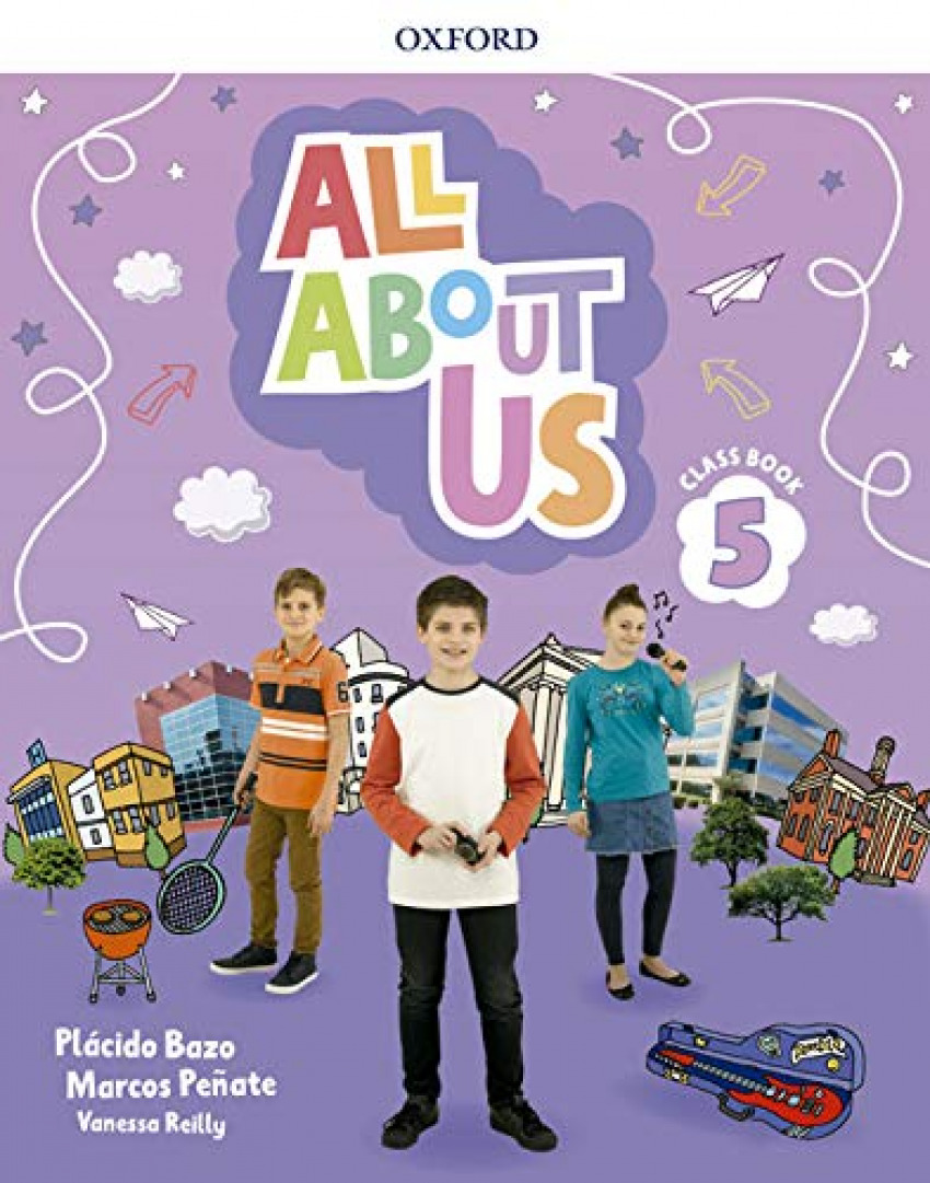 ALL ABOUT US 5 CLASSBOOK 9780194562409