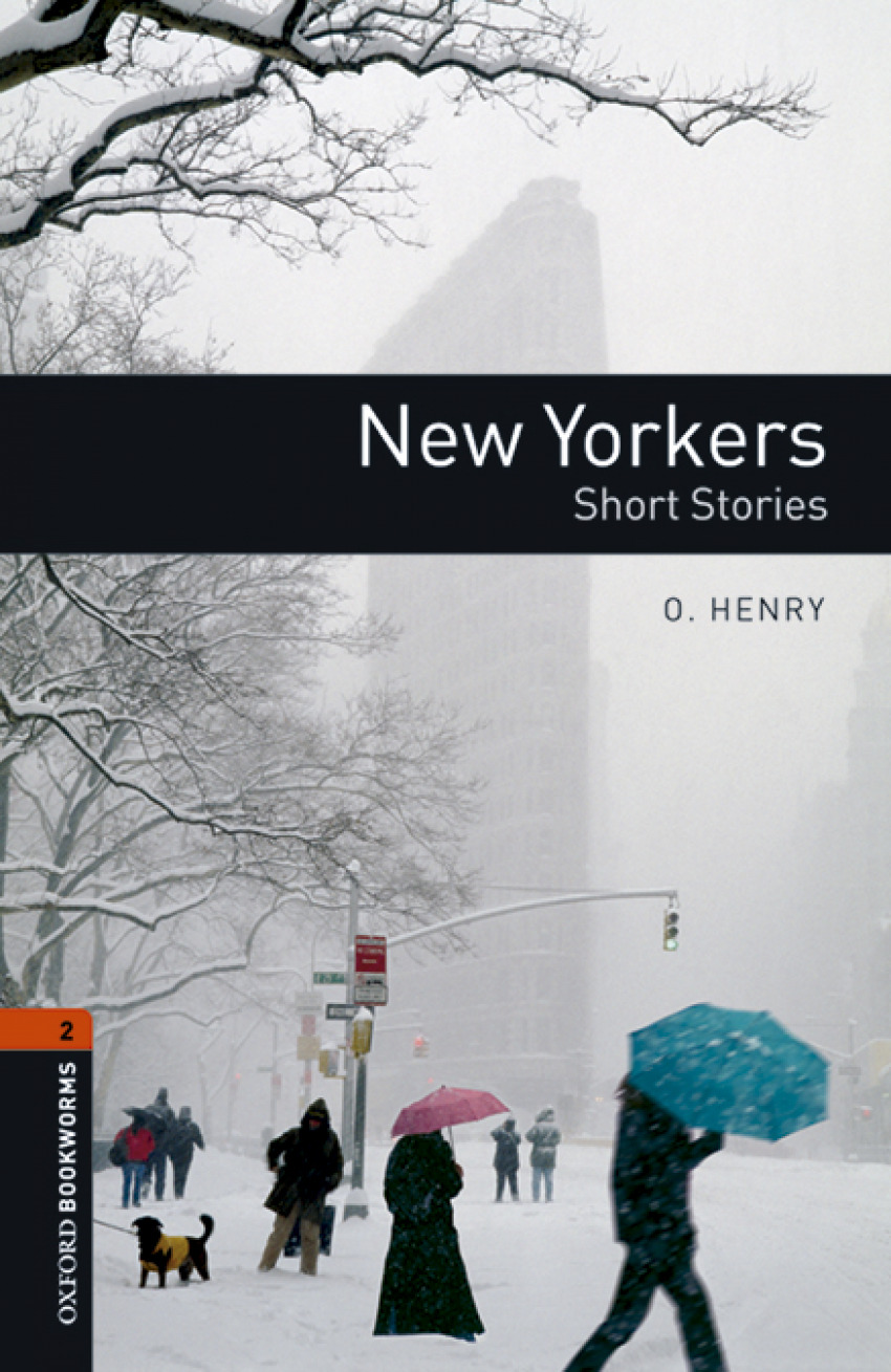 Oxford Bookworms Library 2. New Yorkers - Short Stories MP3 9780194620710