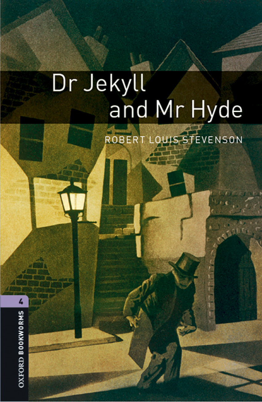 Oxford Bookworms Library 4. Dr. Jekyll and Mr Hyde MP3 Pack 9780194621052