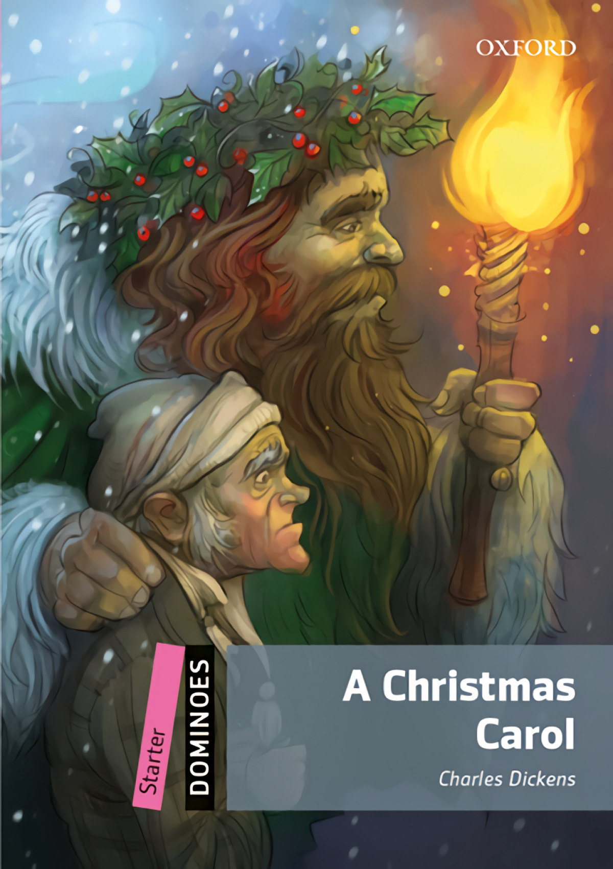 A CHRISTMAS CAROL DOMINOES START WITH MP3 PACK 9780194627122
