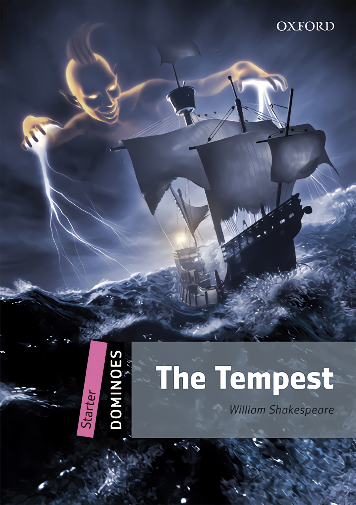 Dominoes Starter. The Tempest MP3 Pack 9780194639316