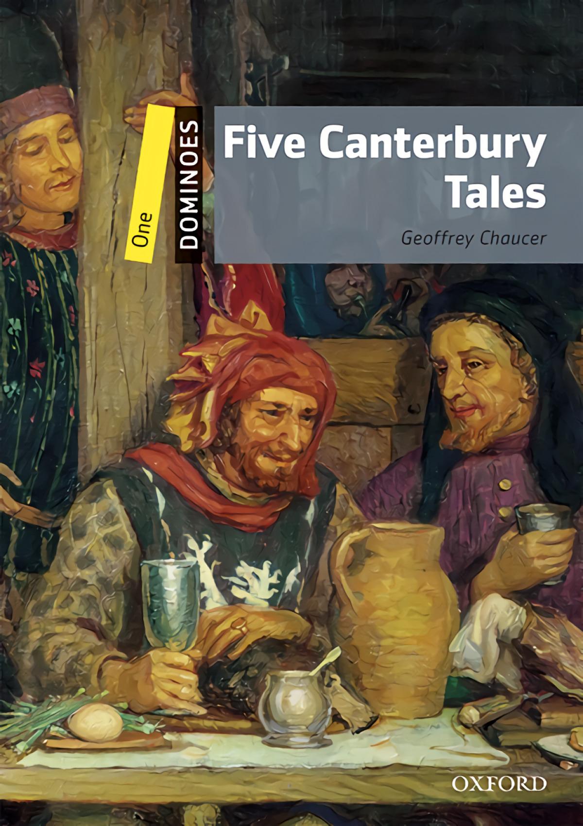 Dominoes 1. Five Canterbury Tales MP3 Pack 9780194639361
