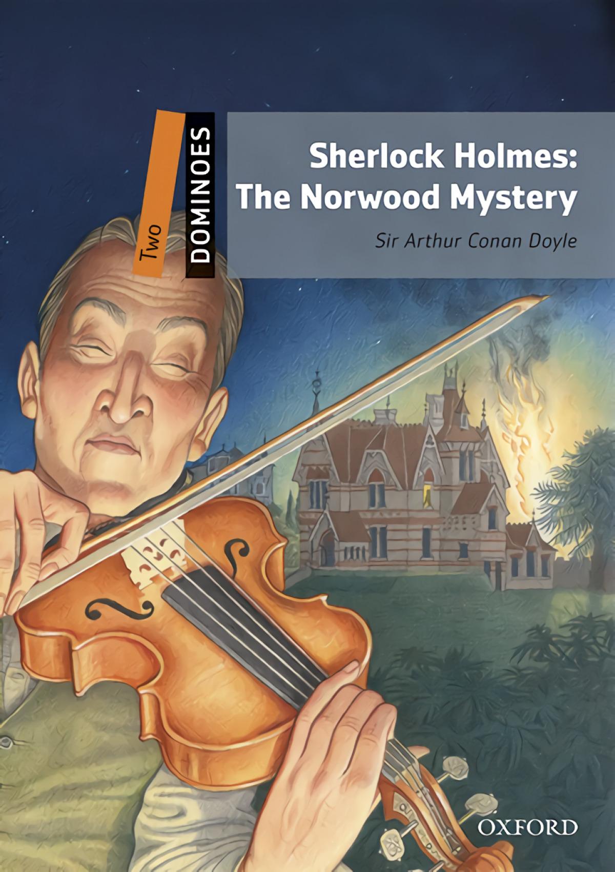 Sherlock Holmes: The Norwood Mystery (+mp3) 9780194639644
