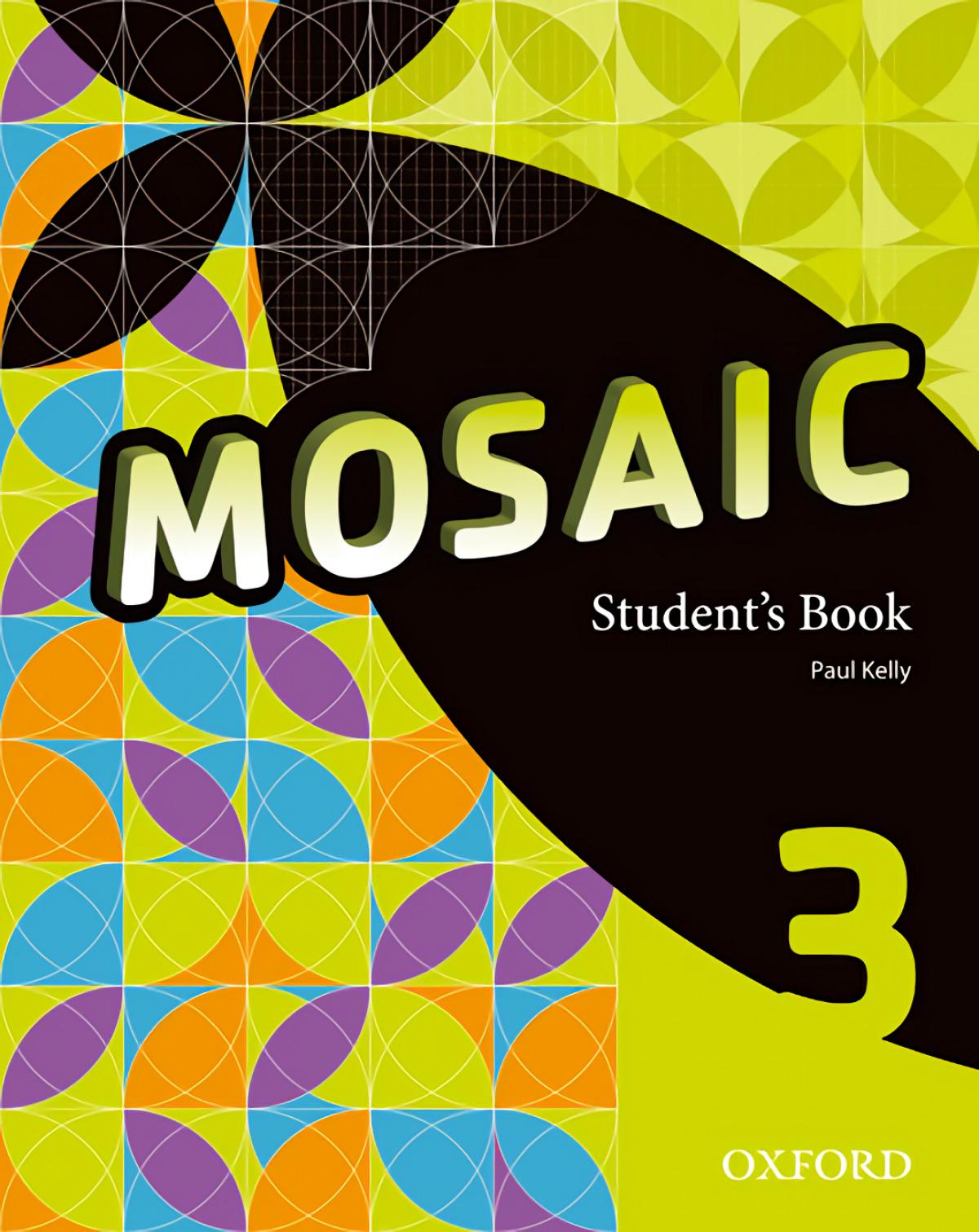 Mosaic 3 Students Book 9780194652063