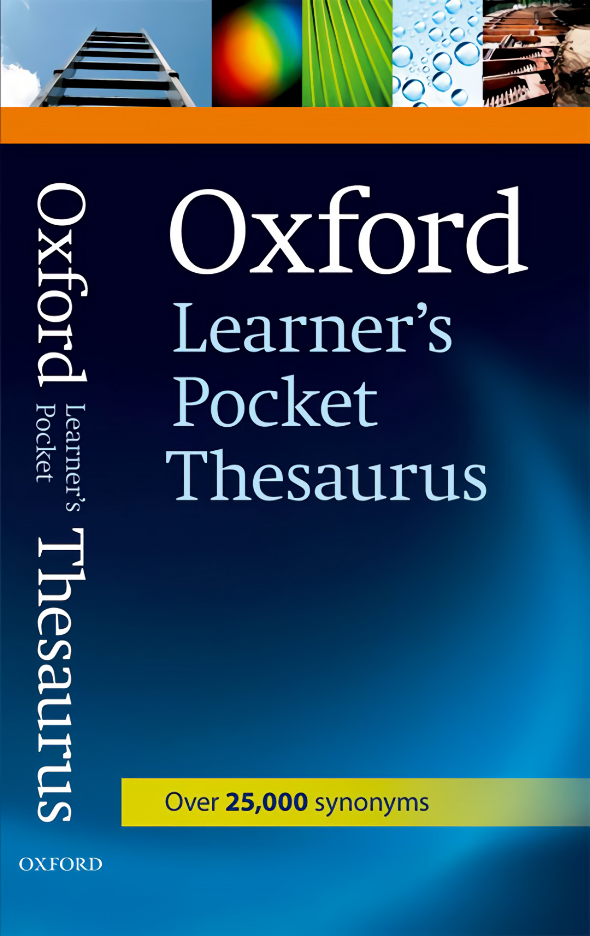 Oxford Learners Pocket Thesaurus 9780194752046