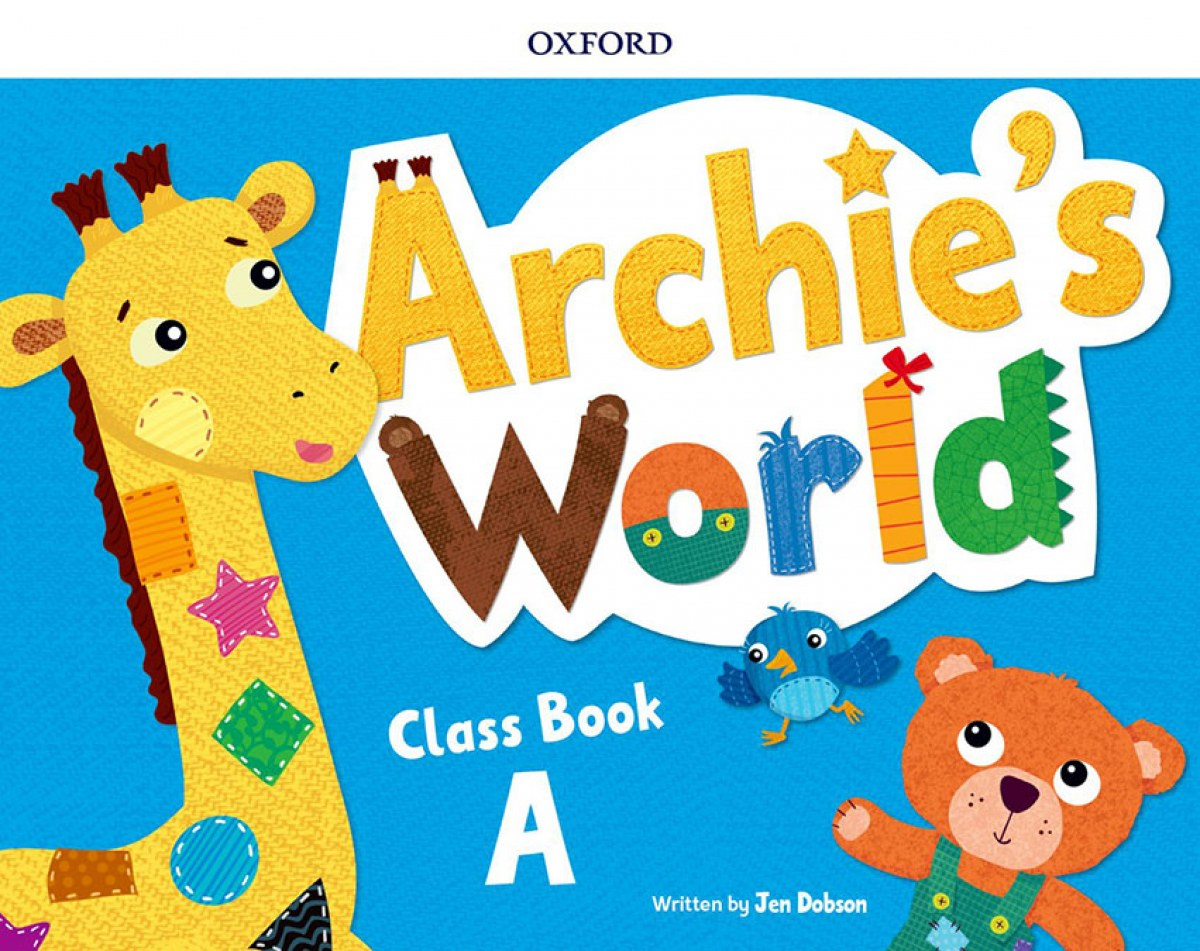 ARCHIE S WORLD A COURSEBOOK PACK 9780194900706