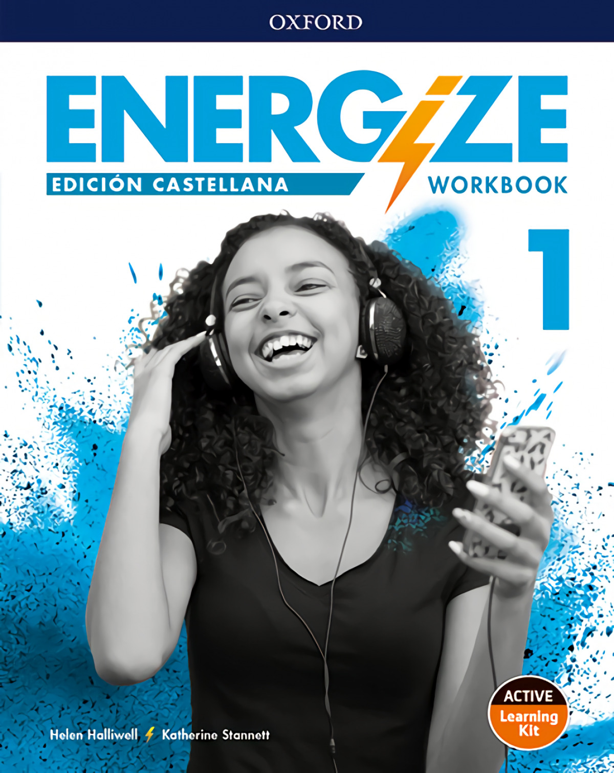 Energize 1. Workbook Pack. Spanish Edition 9780194999496