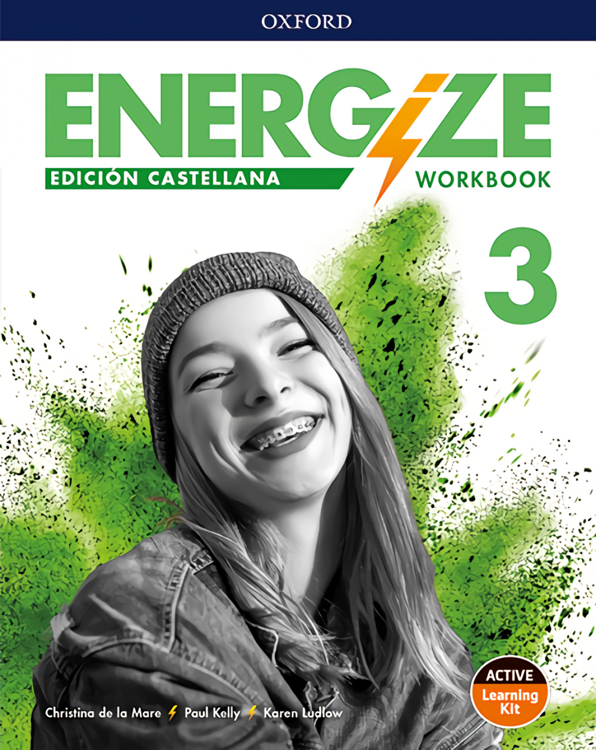 Energize 3. Workbook Pack. Spanish Edition 9780194999571
