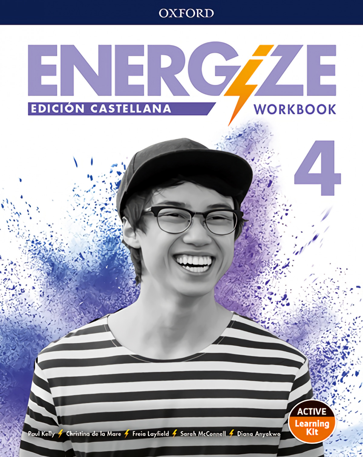 Energize 4. Workbook Pack. Spanish Edition 9780194999618
