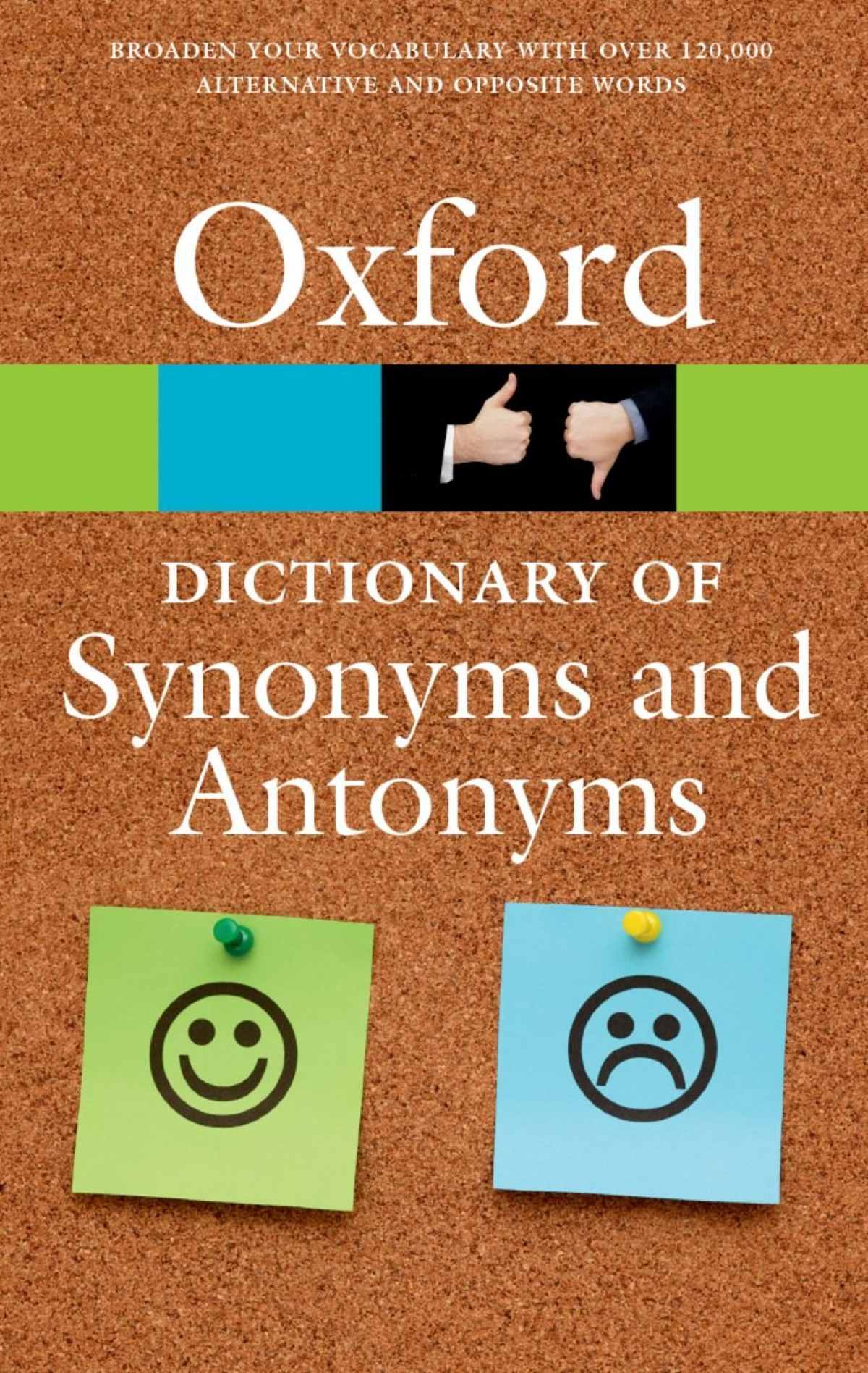 Oxford Dictionary of Synonyms &Antonyms 3rd Edition 9780198705185