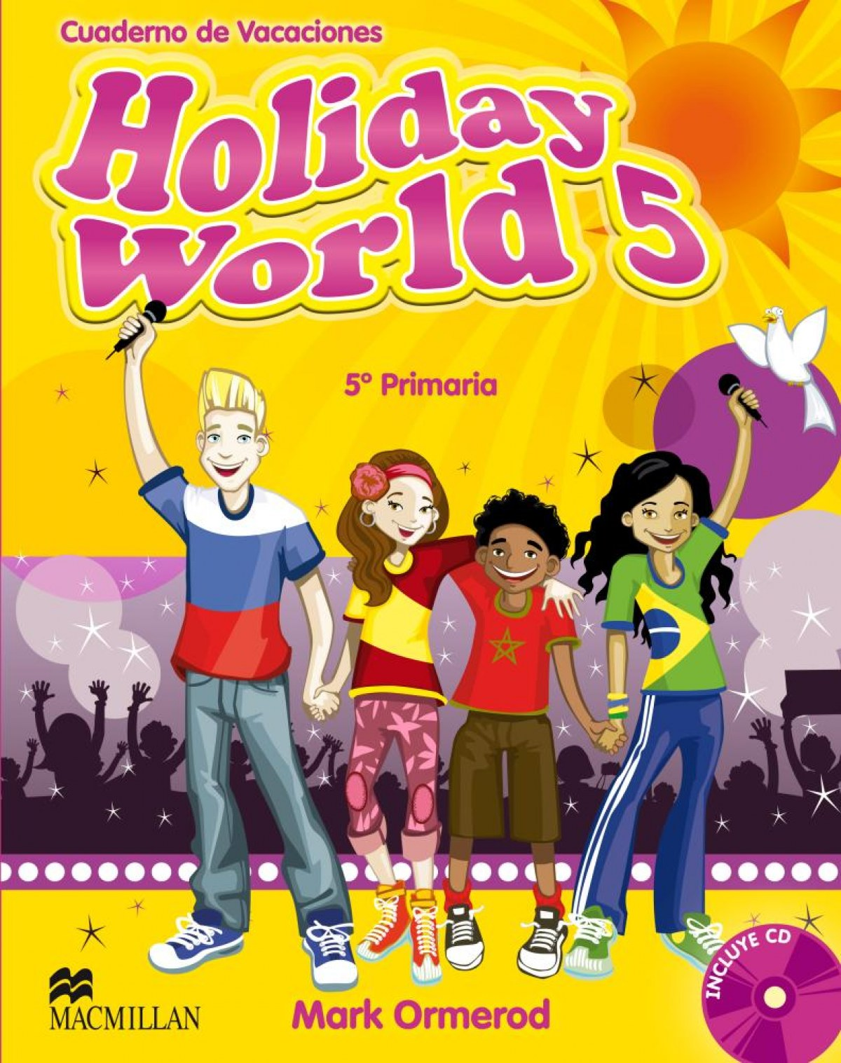 HOLIDAY WORLD 5 Act Pack Cast 9780230408241