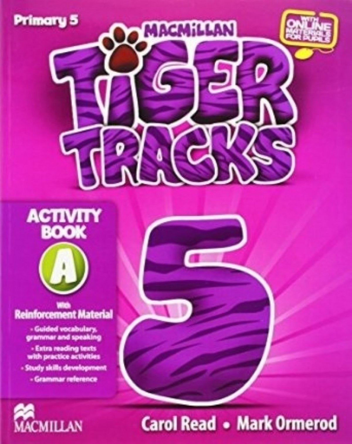 Tiger 5 *A* activity pack 9780230431331