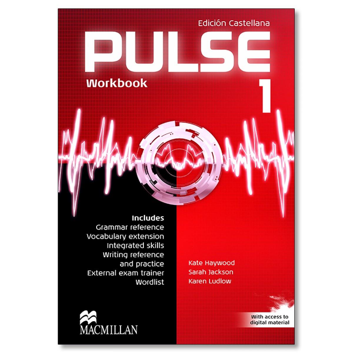 Pulse 1 workbook pack ed.castellano 9780230439122