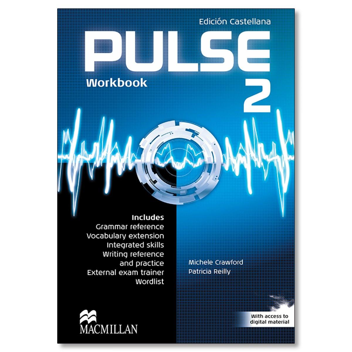 Pulse 2 workbook pack ed.castellano 9780230439313