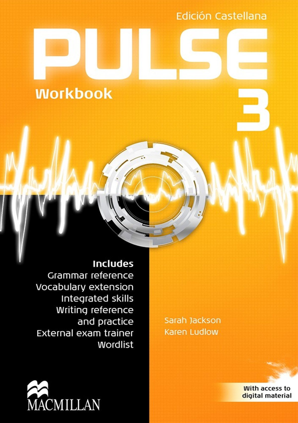 Pulse 3o.eso. Workbook pack. Spanish edition 9780230439504