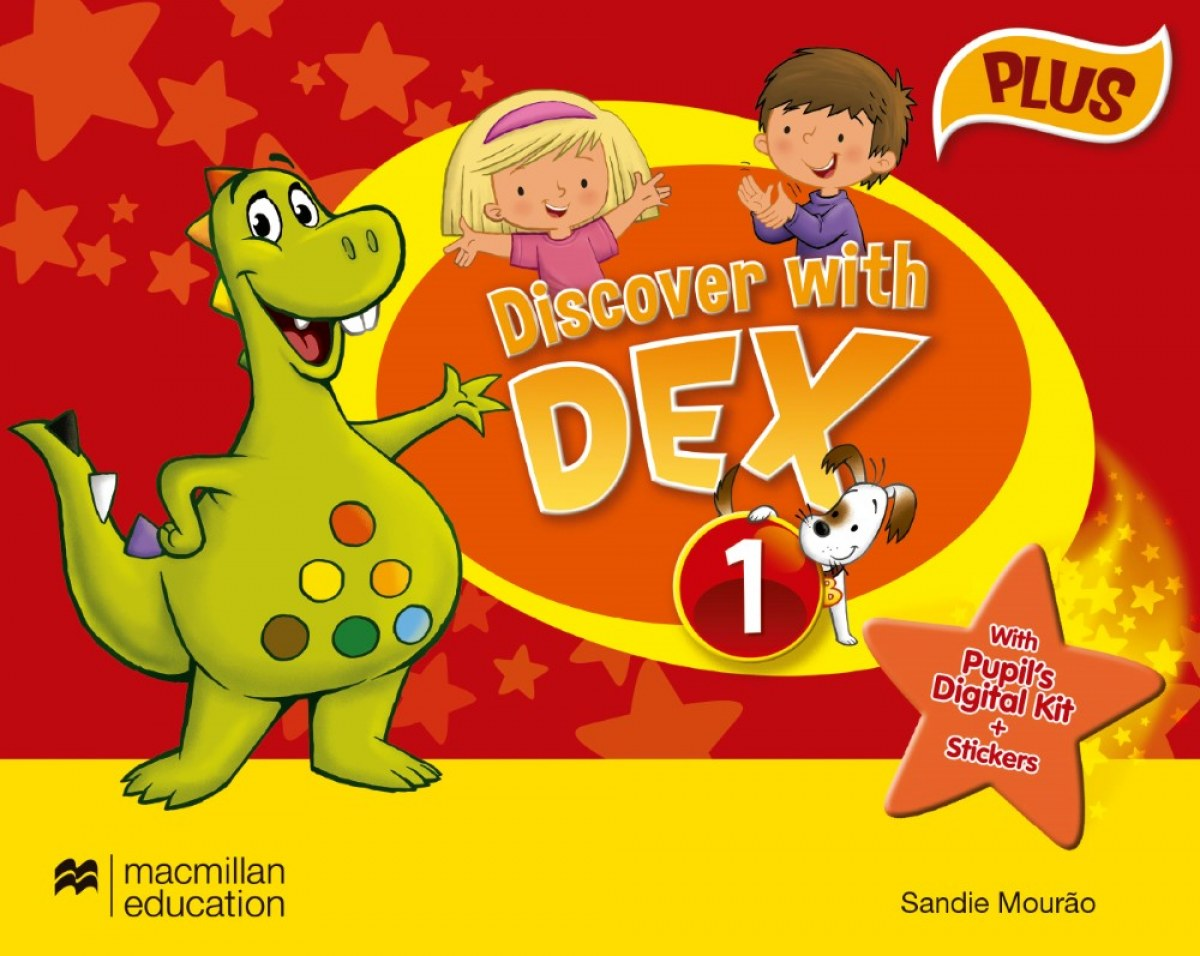 Discover with dex 1. Plus. 4 años. Pupils pack 9780230446632