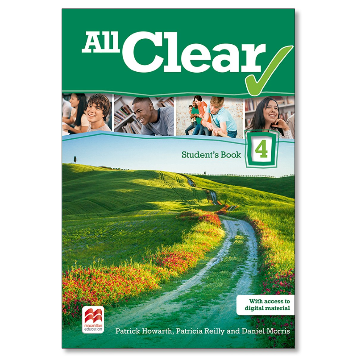 All clear 4o.eso. Students pack 9780230485501