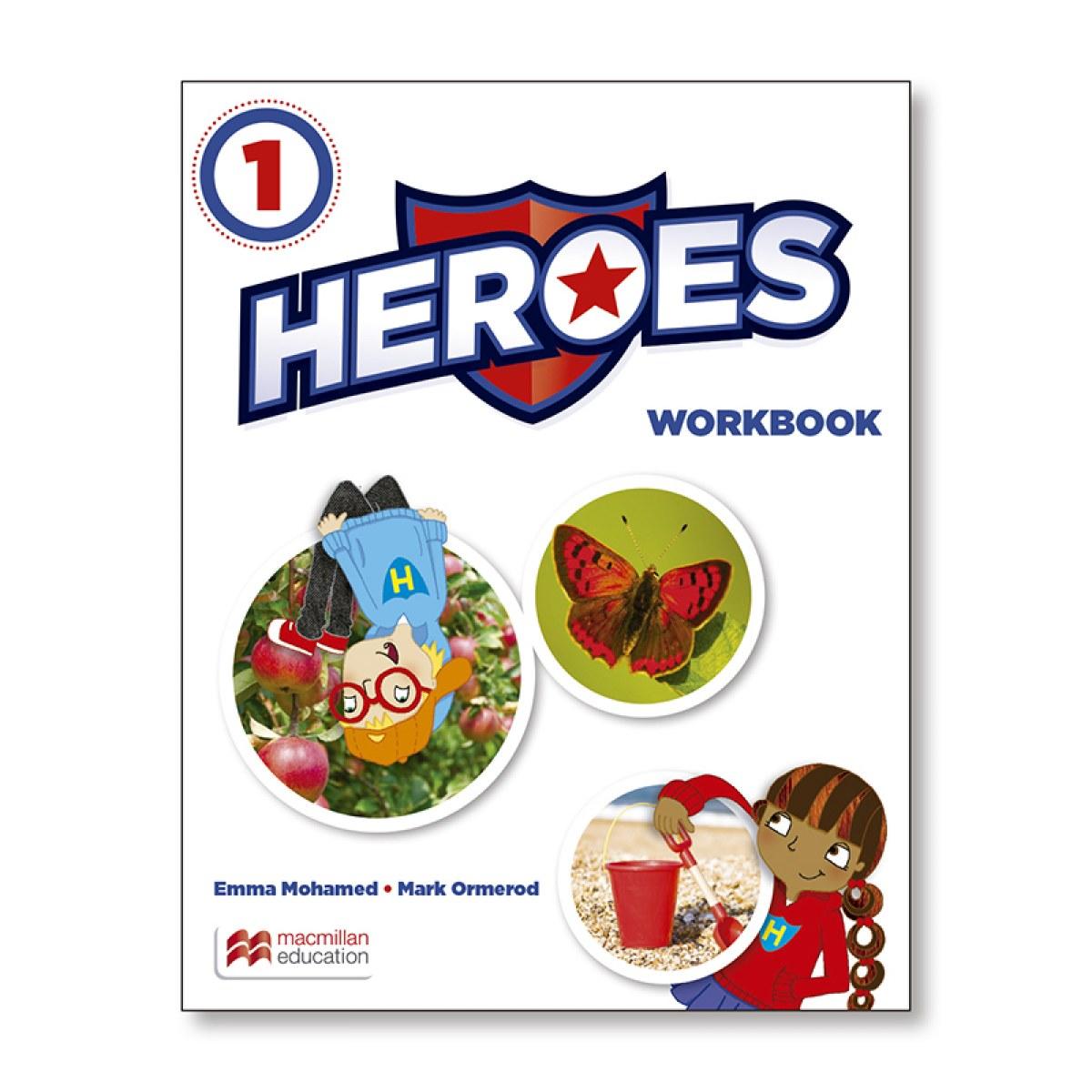 HEROES 1 ACTIVITY BOOK 9780230489042