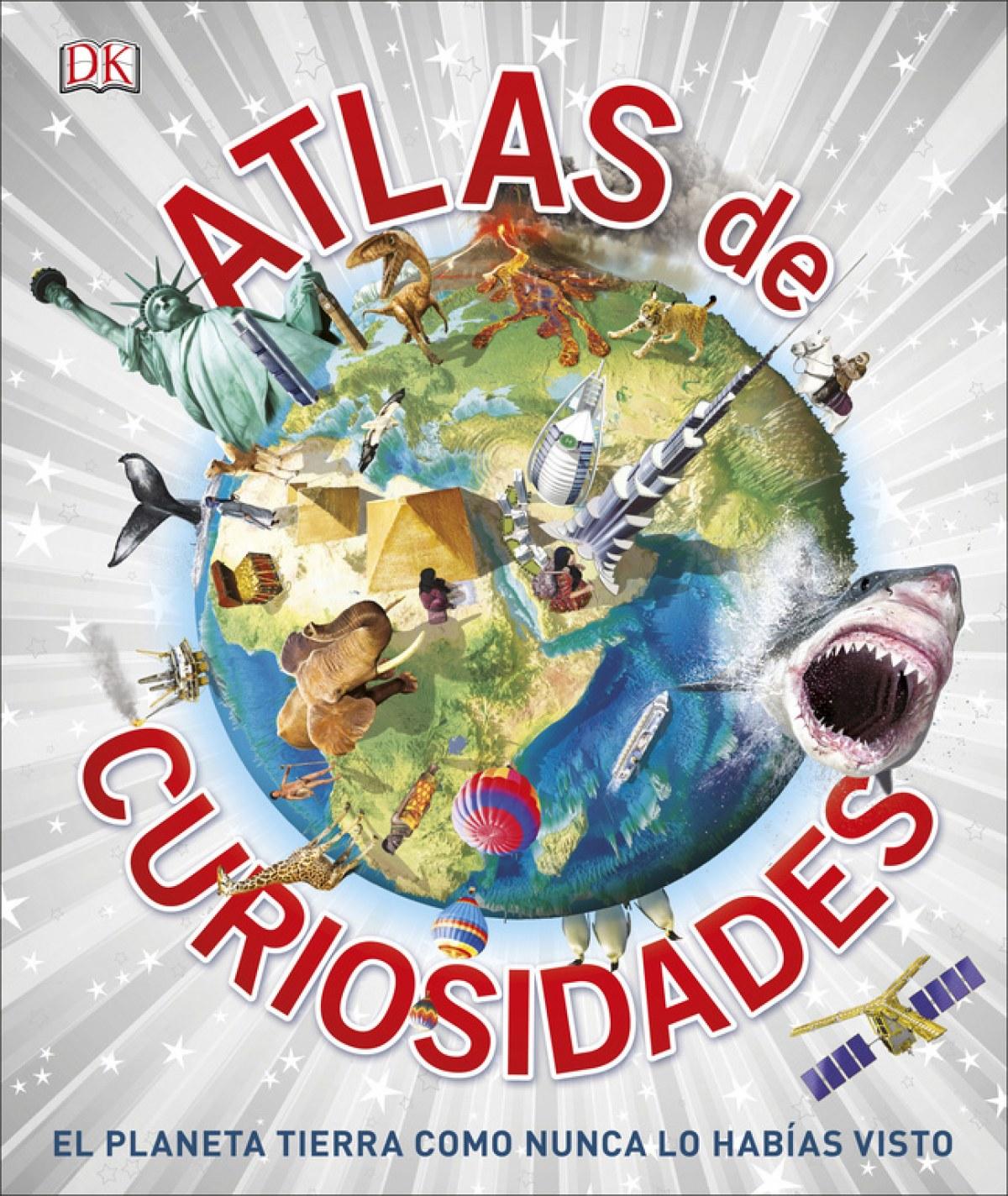ATLAS DE CURIOSIDADES 9780241290019