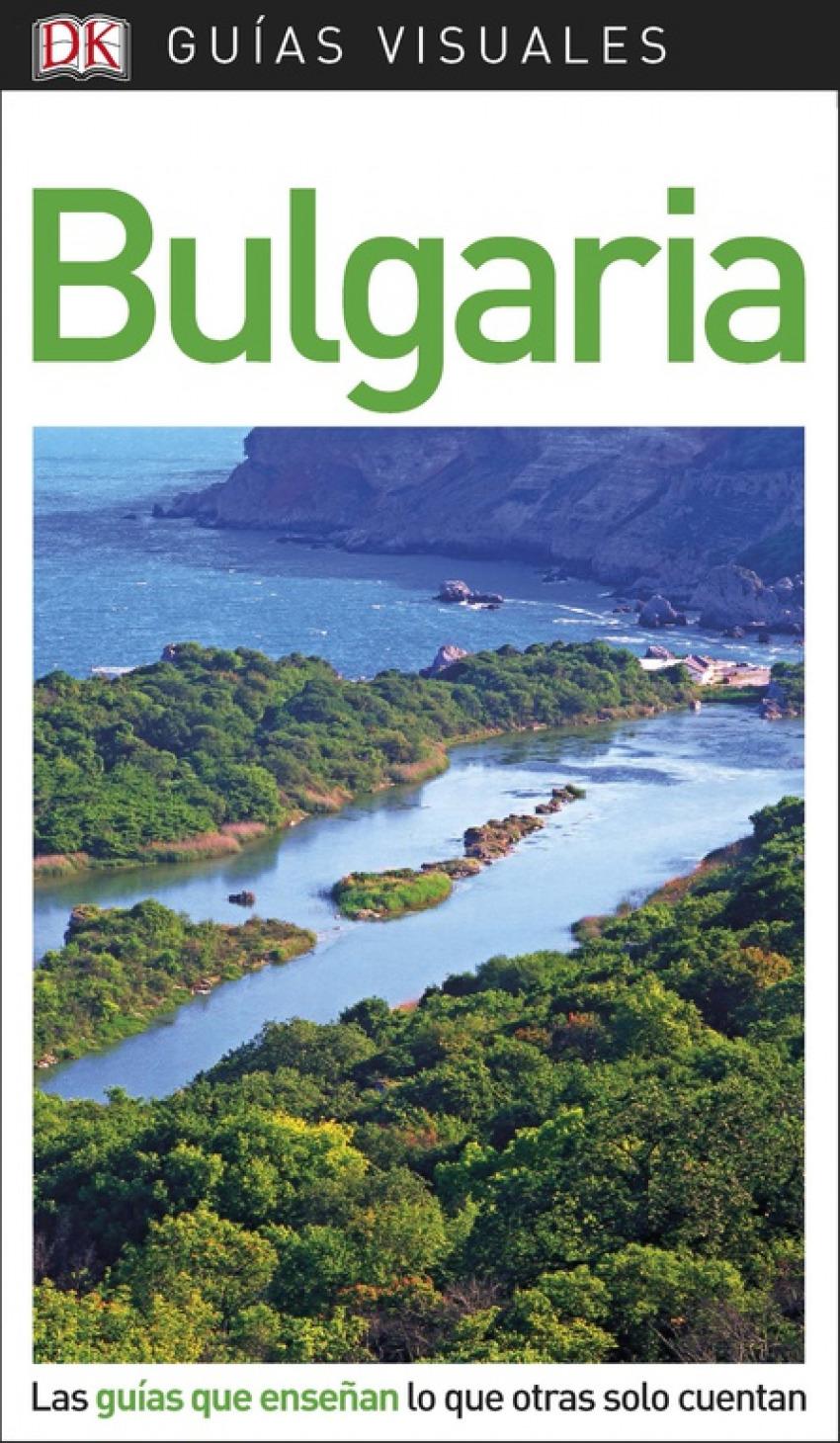 BULGARIA 2018 9780241341544