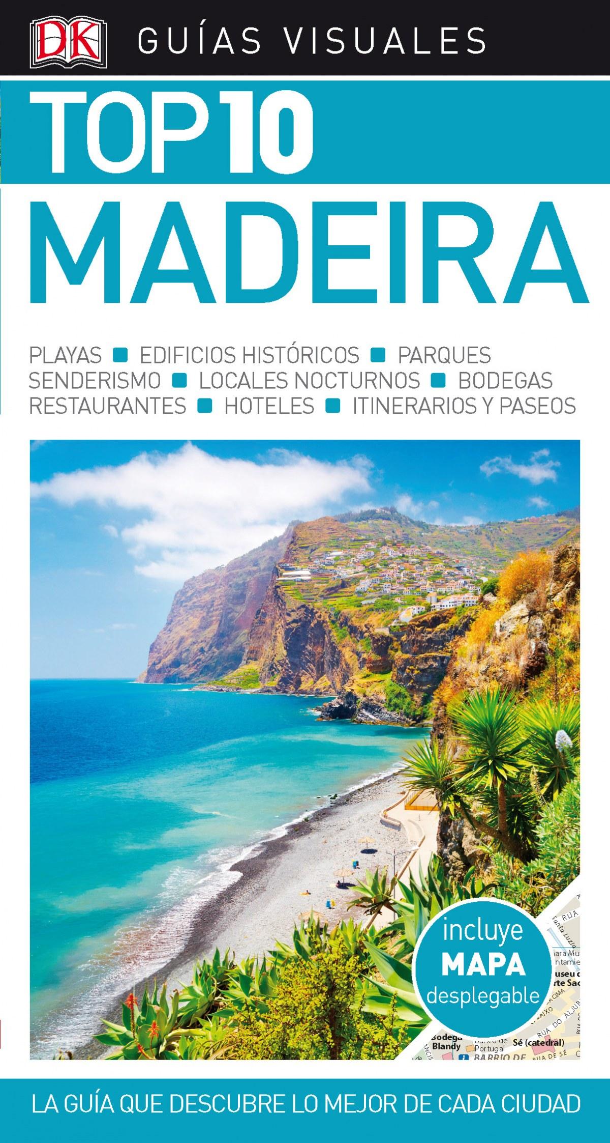 MADEIRA 2019 9780241384206
