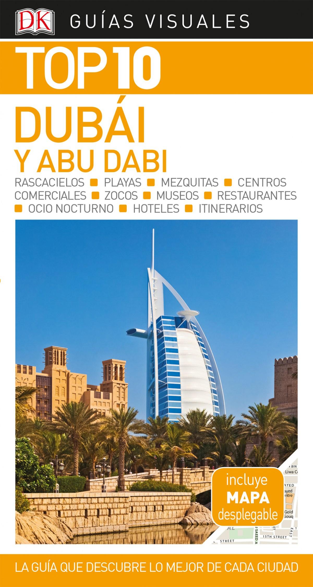 DUBÁI Y ABU DABI 2019 9780241384398